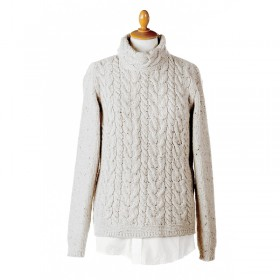 Womens Loomed Sweaters