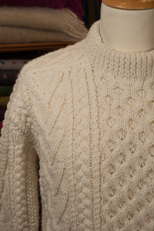 Natural Light History Sweater